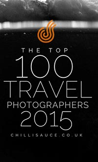 Top 100 travel photographers of 2015