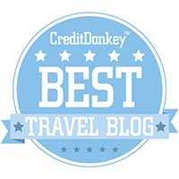 Holeinthedonut.com named one of best female travel blogs