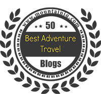 Top 50 adventure travel blogs