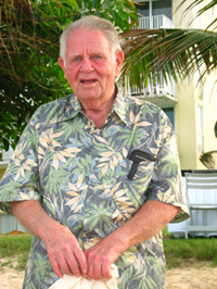 William W. Weibel, my Dad