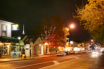 Oldest suburb in Auckland New Zealand, the neighborhood of Parnell