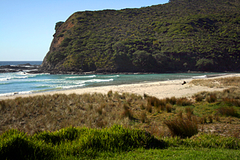 Tapotupotu Bay in the Northlands of New Zealand