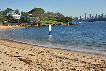 Camp Cove Beach, Watson's Bay, Sydney Australia