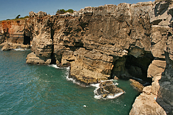 Boca De Inferno (Mouth of Hell) in Cascais Portugal