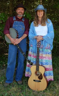 Ruthie and Keith, Boogertown Gap Old-Time String Band
