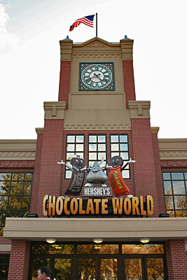 Hershey Chocolate World Pennsylvania