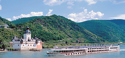 Viking River Cruises in Europe