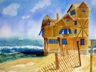"""""""Nights In Rodanthe"""" by Robin Bagby"""
