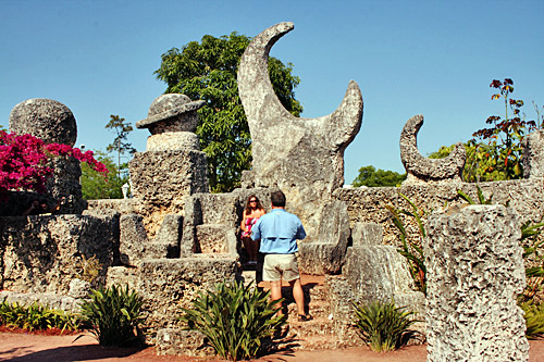 Coral Castle, Powerful Energy Spot, Homestead, Florida