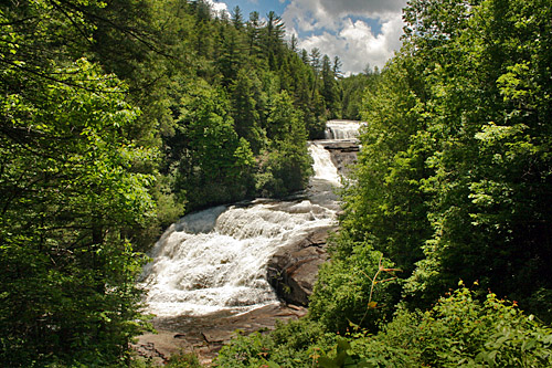brevard-dupont-state-forest-triple-falls2