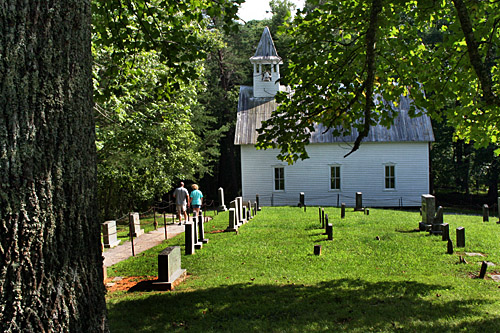 Cades_Cove_Methodist_Church