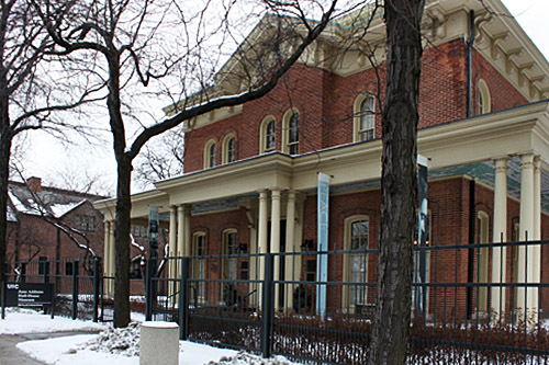 Jane Addams Hull House Museum historical landmark