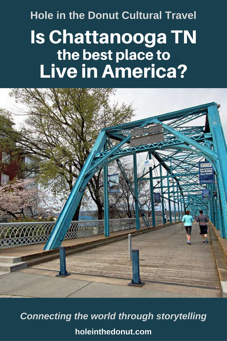 How Chattanooga, Tennessee went from being the \