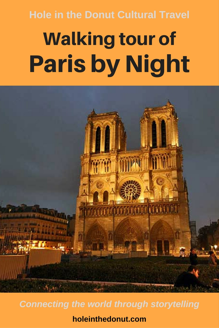I know, without a doubt, that if I hadn\'t seen Paris, France by night, I wouldn\'t really have seen Paris.