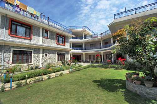 Blue Planet Lodge, Pokhara, Nepal
