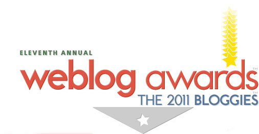 The Eleventh Annual Weblog Awards (The Bloggies)