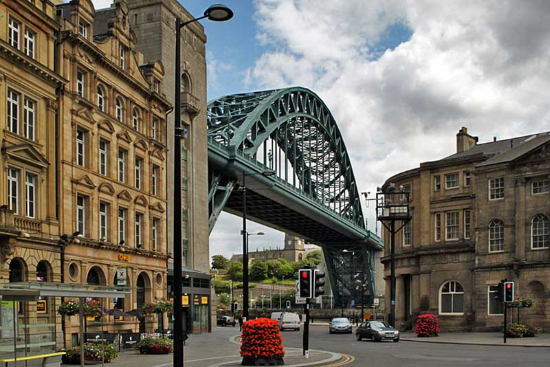 England-Newcastle-Tyne-Bridge