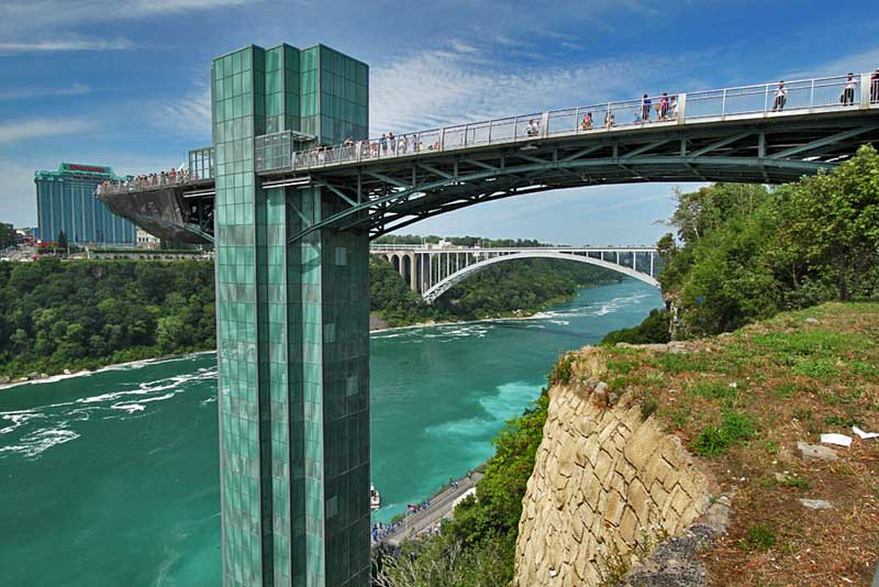 Niagara Falls Hole In The Donut Cultural Travel