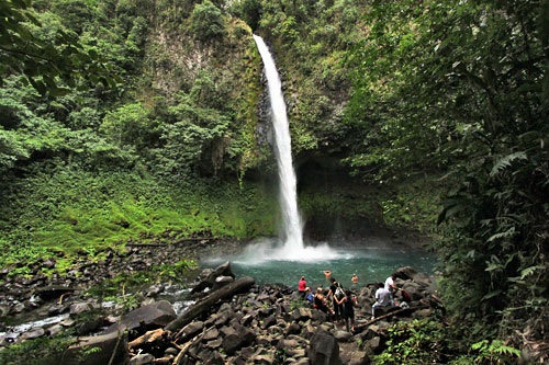 La Fortuna Waterfall, Costa Rica