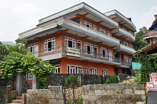 """Home for trekking guide trainees and orphans, now under the guise of """"Empowering Women of Nepal"""" NGO"""