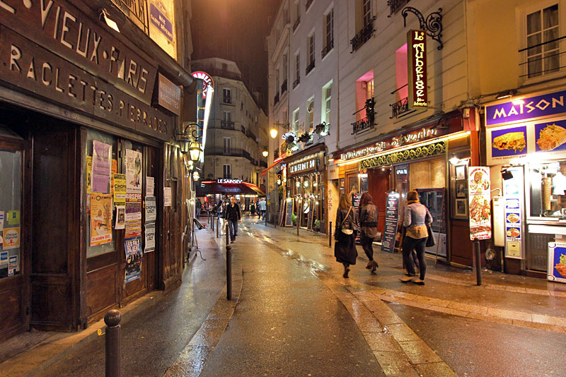 Hotels Paris France Latin Quarter 94