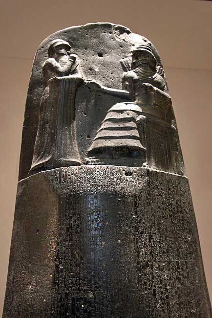 France-Paris-Louvre-Code-of-Hammurabi2