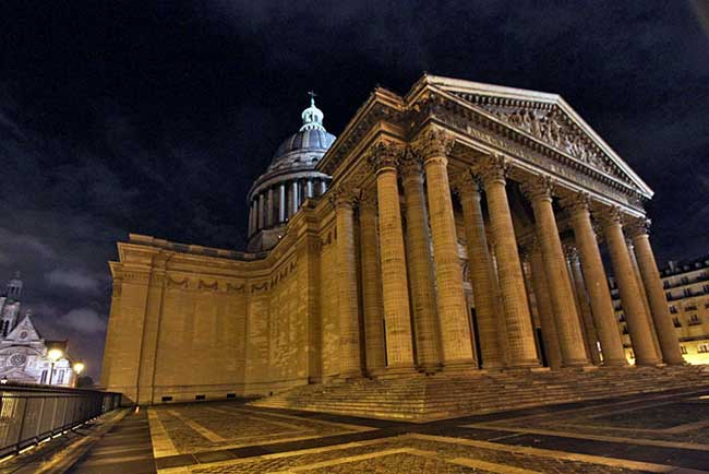 France-Paris-Pantheon