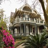 Sandra Bullock House in New Orleans Garden District
