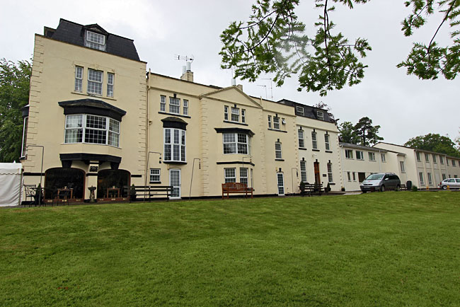 Winford Manor Hotel in Bristol, England