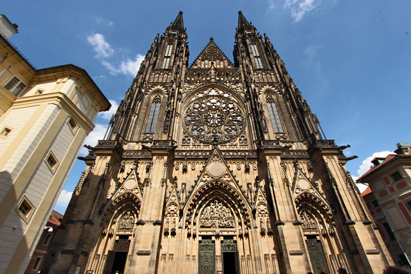 Czech-Republic-Prague-Castle-St-Vitus-Cathedral