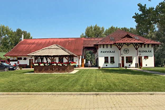 Pálinka distillery in Panyola, Hungary was saved by locals