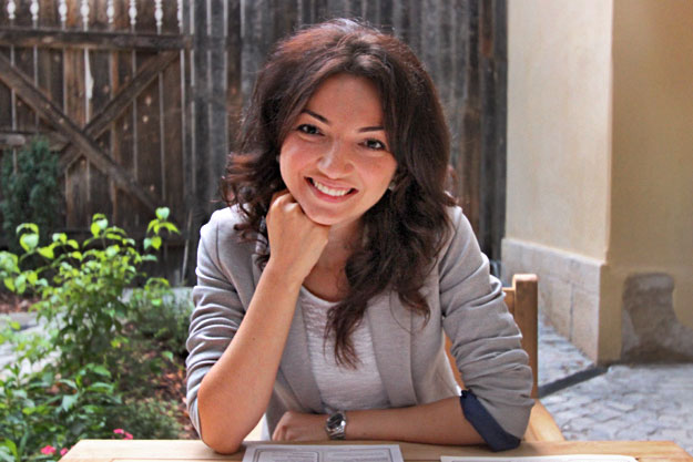 Raluca Ciobanu of Musai Travel in Cluj-Napoca found me on Facebook and invited me our one evening