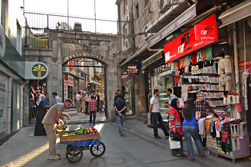Turkey-Istanbul-Grand-Bazaar-Entrance