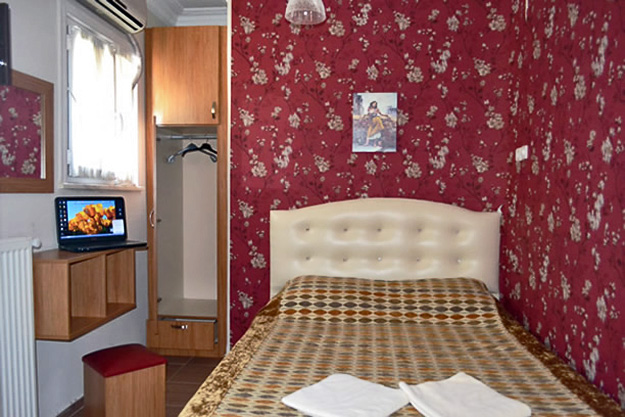 Private room at Second Home Hostel