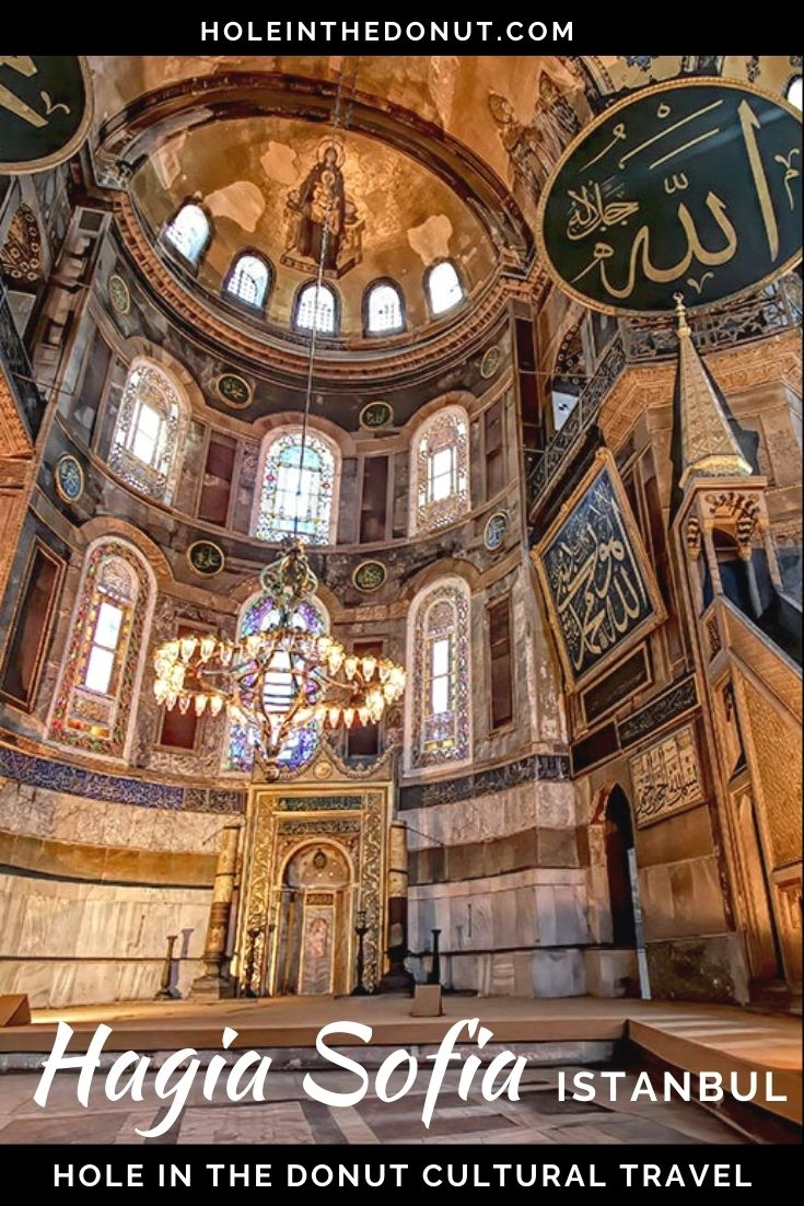 The Many Lives of Istanbul\'s Hagia Sophia
