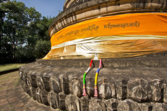 Thailand-Chiang-Mai-Forest-Tradition-Wat-Umong-Chedi