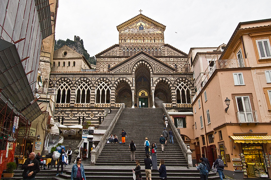 Italy-Amalfi-Town-Cathedral