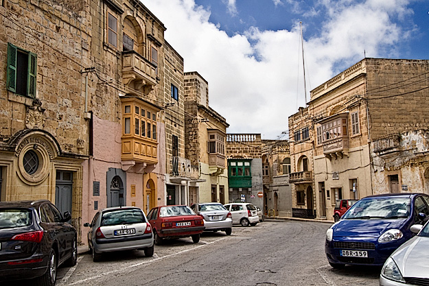 Exquisite architecture in Victoria, Gozo