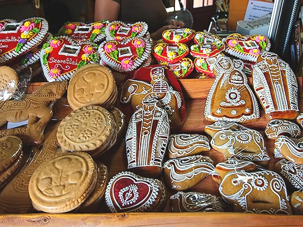 I first encountered Honey Cakes at Hortobagy National Park in eastern Hungary