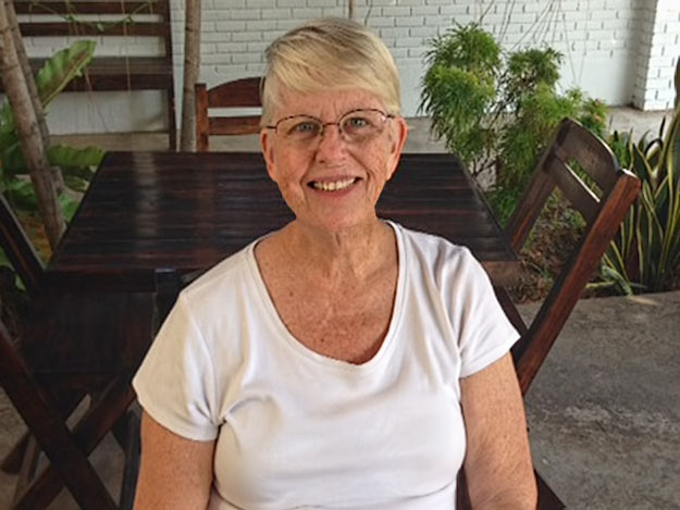 Barbara Weibel, a grateful recovering alcoholic, now enjoys a life as a successful travel writer and photograper