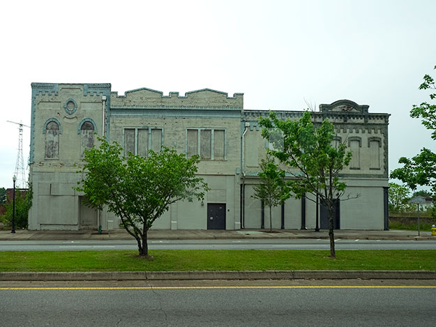 The old Capricorn Records Building in Macon, Georgia, will soon become an incubator for Georgia music