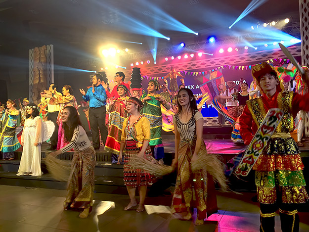 Song, dance, and the famous Filipino smiles were part of the Opening Night ceremonies at TBEX in Manila 2016