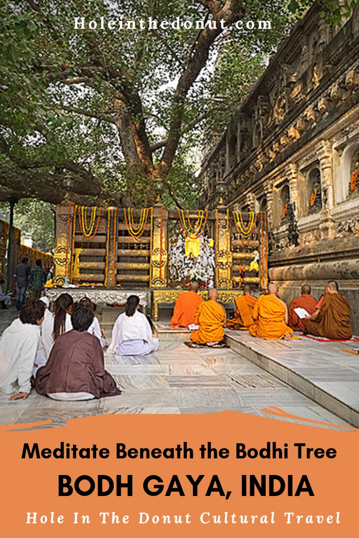 Prayers and meditations performed at Mahabodhi Temple in Bodh Gaya, India are exponentially more powerful than any place else on earth.