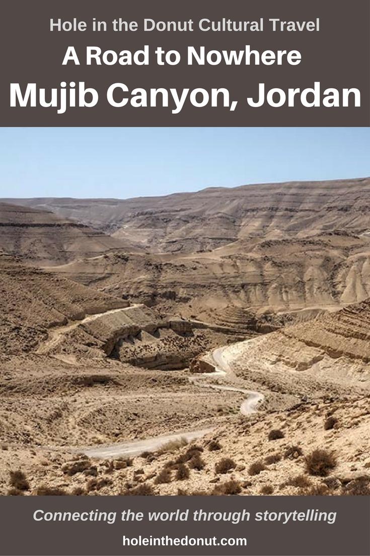 A Terrifying Trip Into Mujib Canyon, Jordan