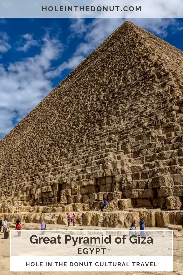 Great Pyramid of Giza, also Known as Pyramid of Khufu