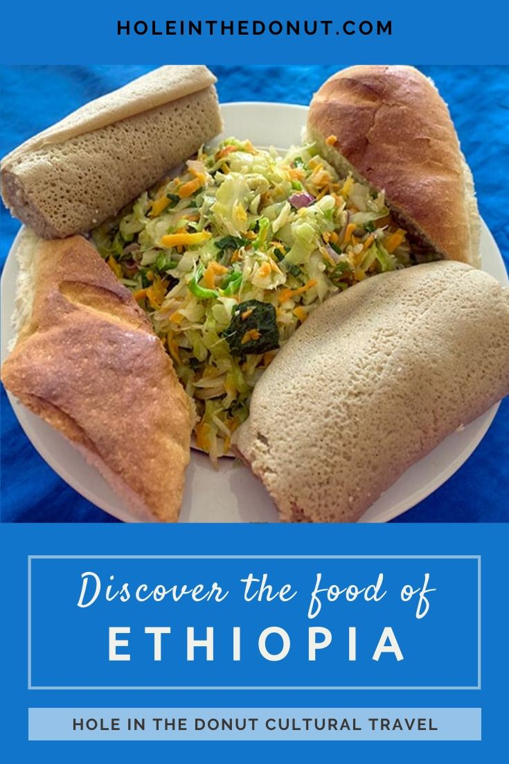 One Vegetarian\'s Tale of an Ethiopian Food Disconnect