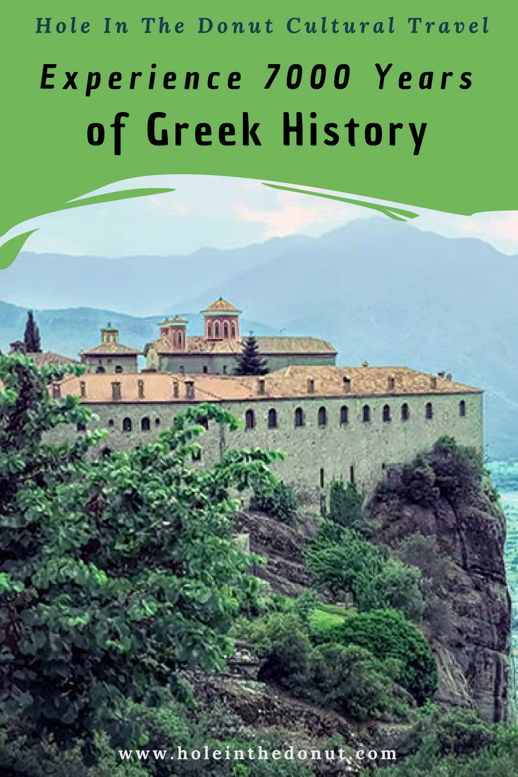 Traveling through 7,000 Years of Greek History with Collette