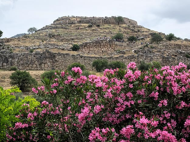 The Citadel of Mycenae was so important to Greek history that an entire era is named after it