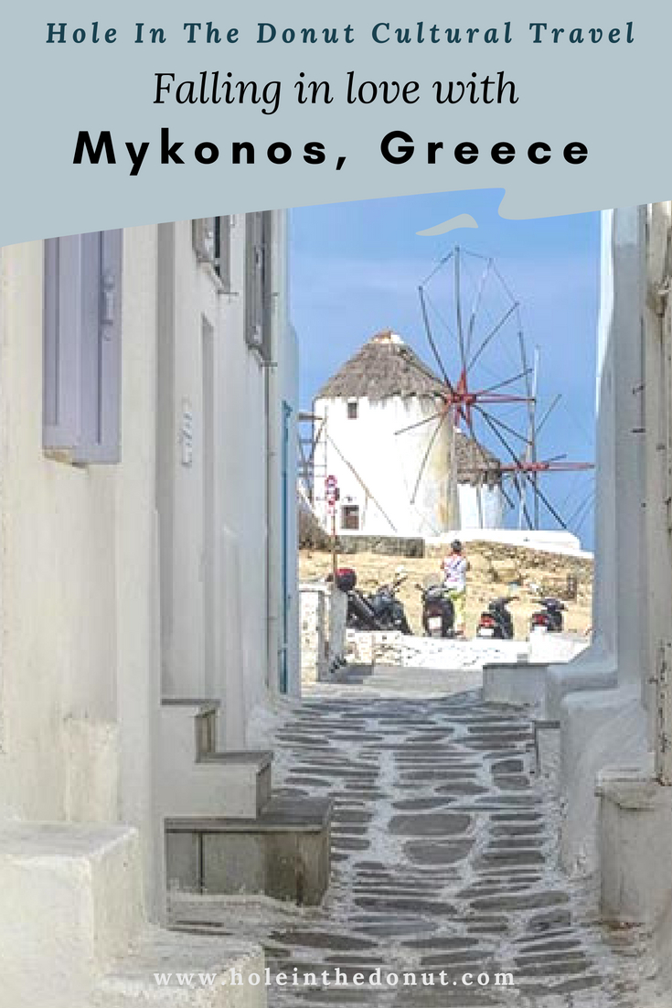 I wasn't sure what to expect when my Collette tour headed for the Greek Islands. I wondered,