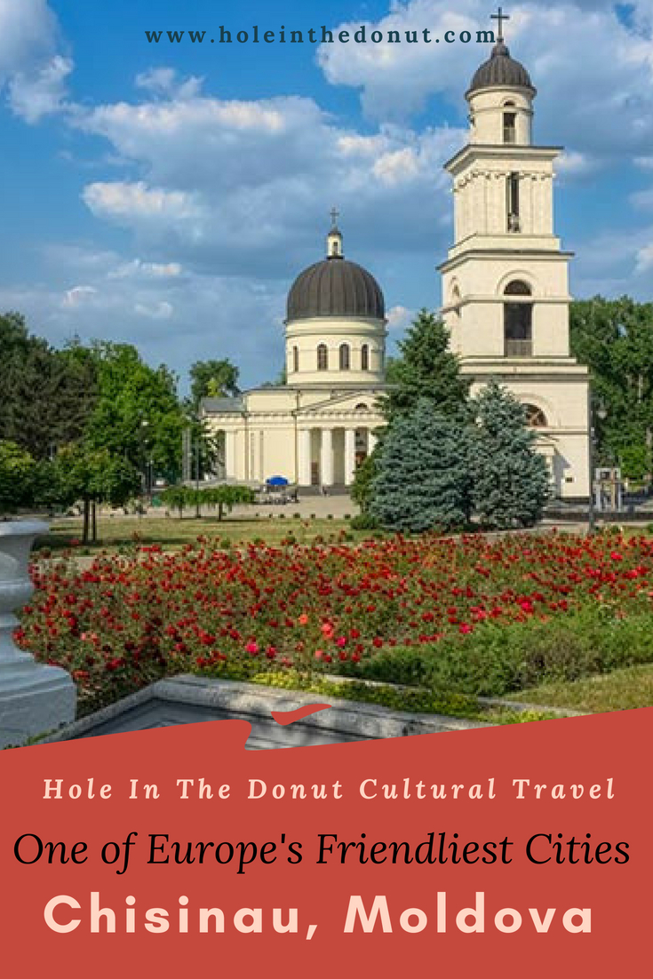 I enjoyed my visit to Chisinau, Moldova. With only about 110,000 visitors arriving each year, it\'s one of the least touristy destinations on the planet.